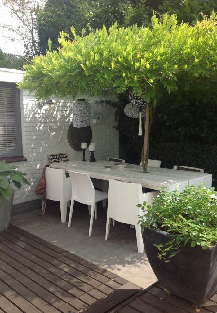 Comment choisir une table et chaises de jardin!