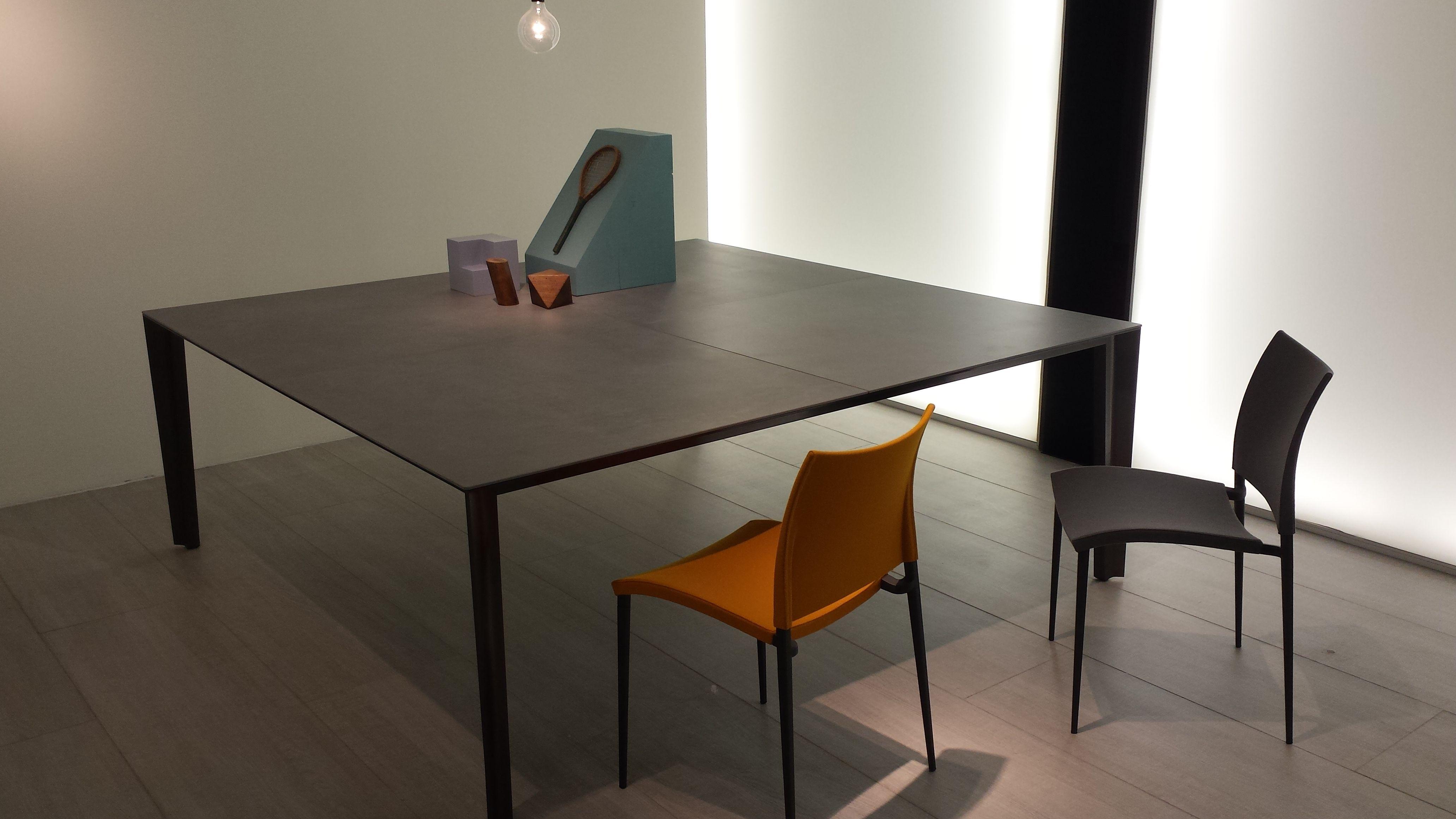 Skin table Desalto Milano2015