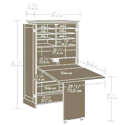 Craft Cabinet With Fold Out Table Craft Cabinet With Drop
