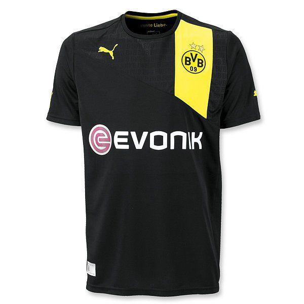 super popular 32db5 11406 Borussia Dortmund BVB 2012-2013 Away Shirt Puma | Borussia ...