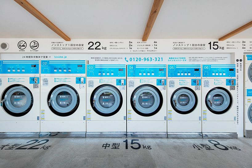Not Your Traditional Laundromat Amp Architect S Lavano Becomes