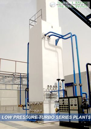 Air separation plants are used when industries require large amount of pure oxygen gas such as coal gasification projects which need gas in bulky amount because plant manufacture pure gas with low input required.