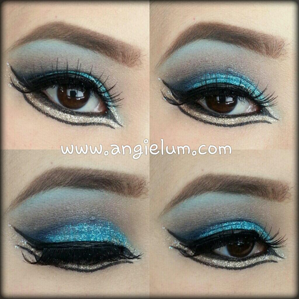 "Katy Perry ""Dark Horse"" music video inspired makeup"