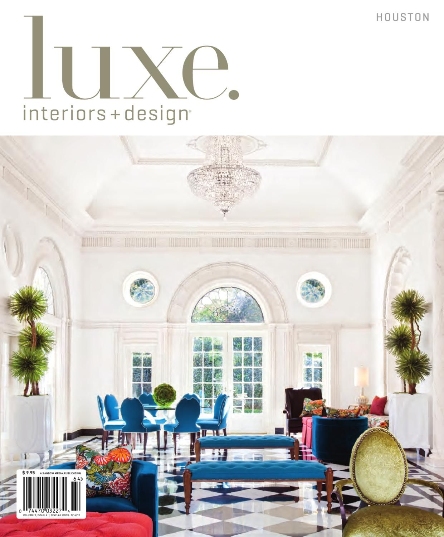 LUXE Interiors + Design Houston 20