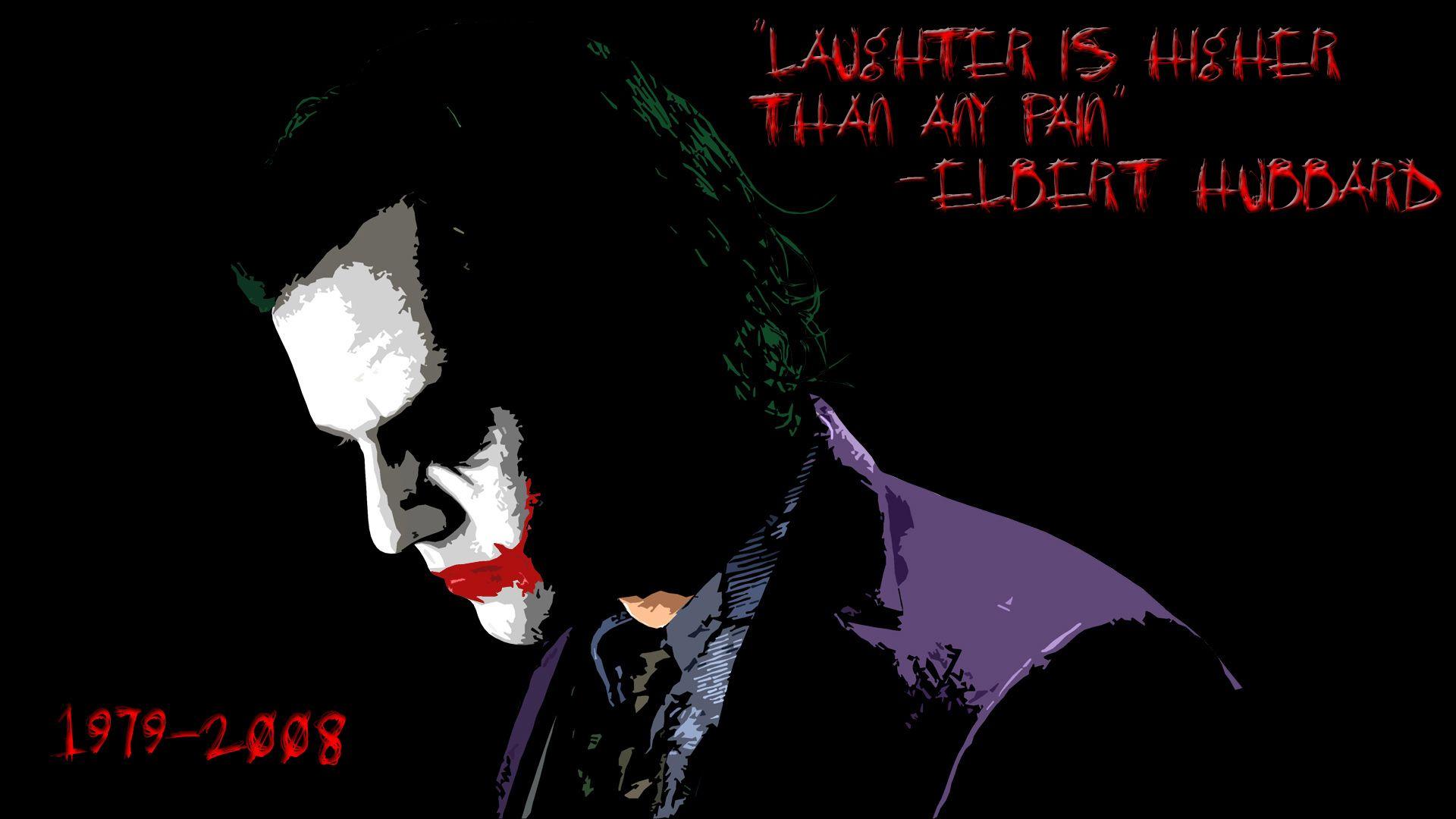 Joker Dark Knight Wallpaper Gambar Keren Gambar