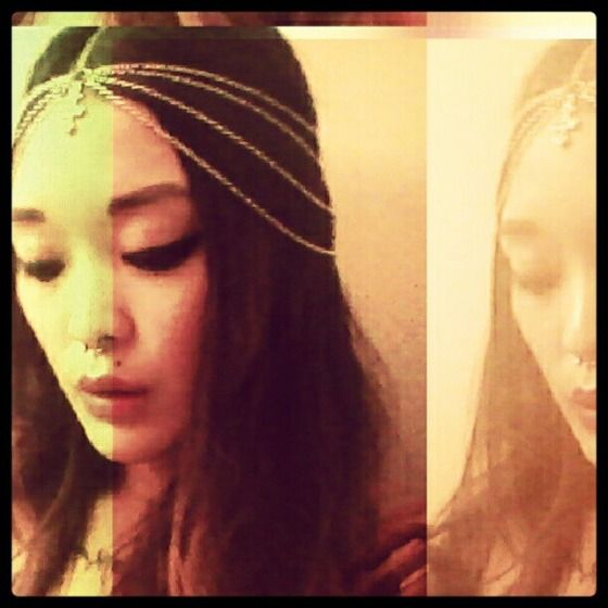 Chain Head Piece $21.00