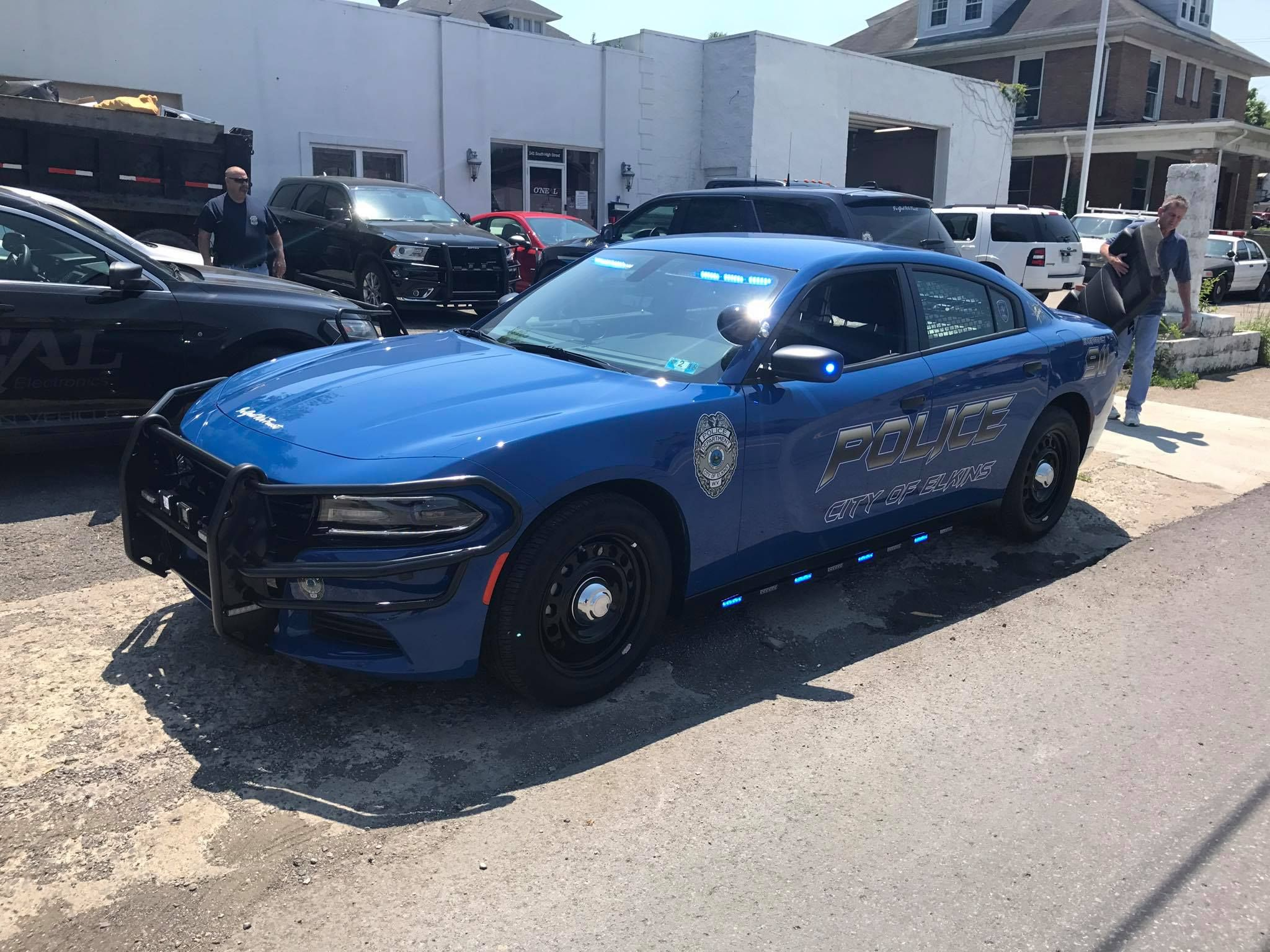 Randolph County West Virginia Elkins City Police Dodge Charger Police Cars Us Police Car Emergency Vehicles
