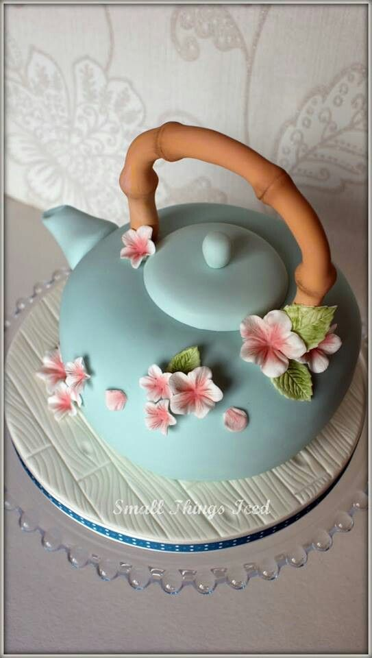 **Teekannentorte