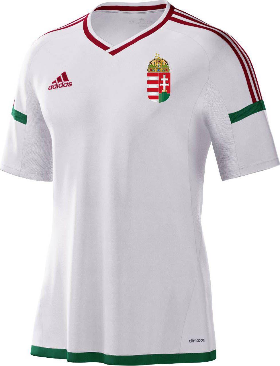 Torcedores escolhem os novos uniformes da Hungria - Show de Camisas ... bc5ba0511d974