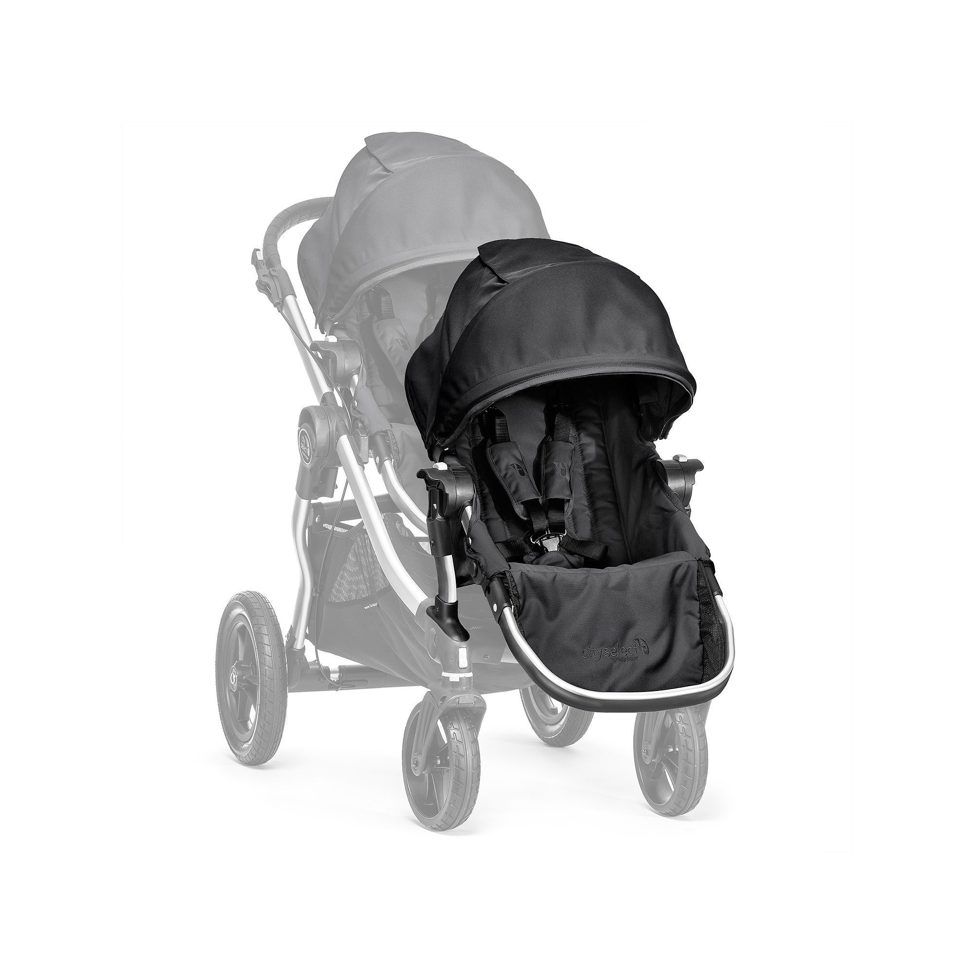 Baby Jogger City Select Second Seat (With images) Baby