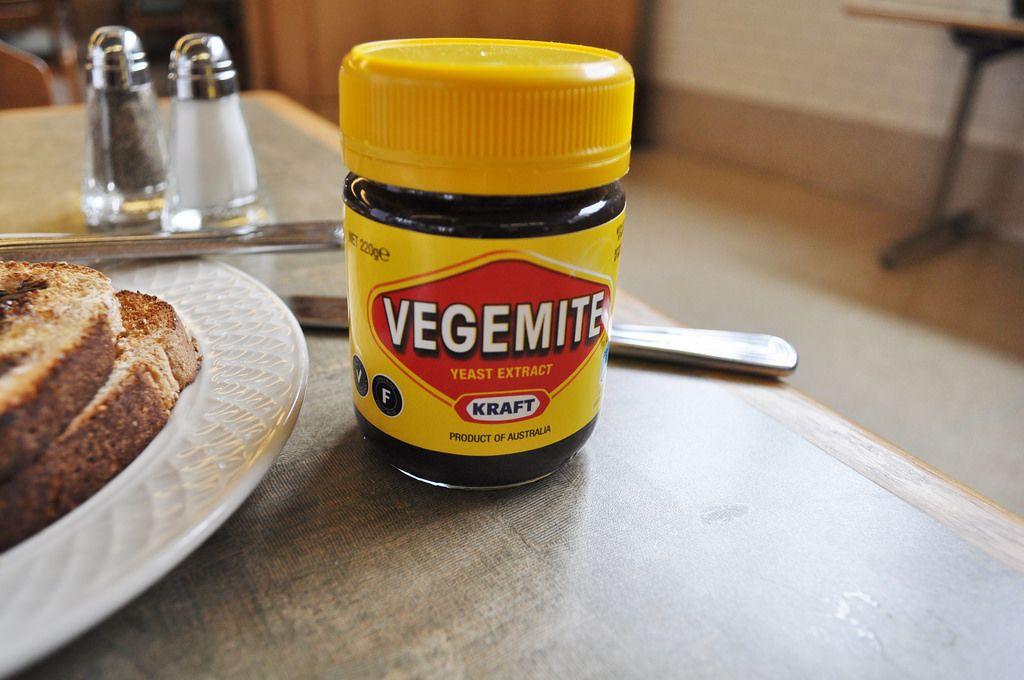 How To Eat Vegemite