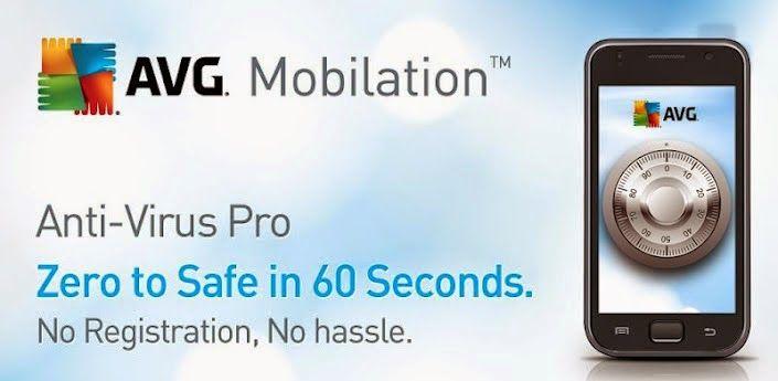 AVG AntiVirus Pro APK v4.3 Android Security APK 4