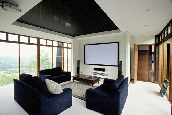 Excellent bedroom home with warm atmosphere living space inside mt nebo residence dark interior design also rh pinterest