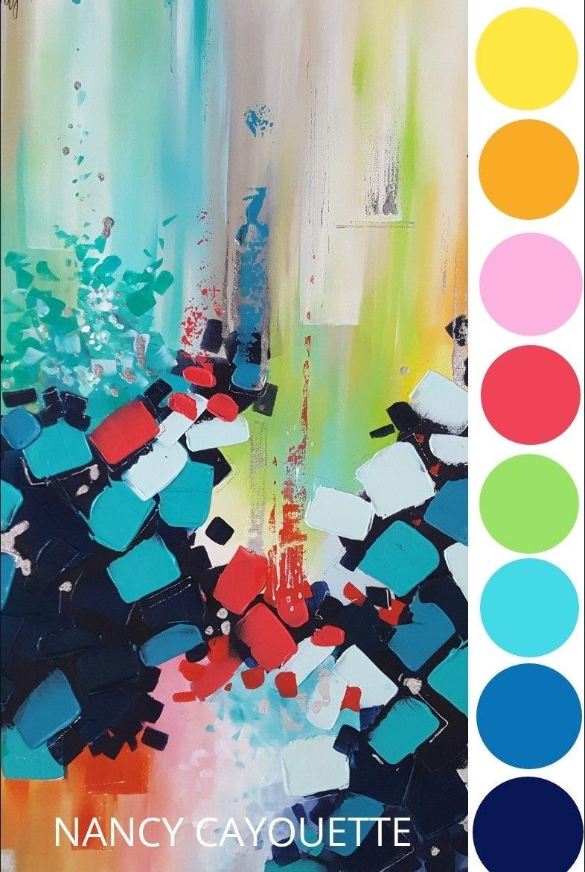 Quote Des Artistes Peintres nancy cayouette artiste peintre | abstract, artwork