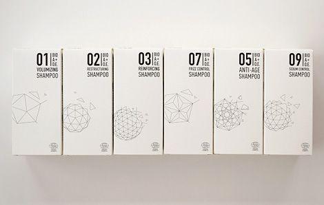 BIO A+O.E. packaging