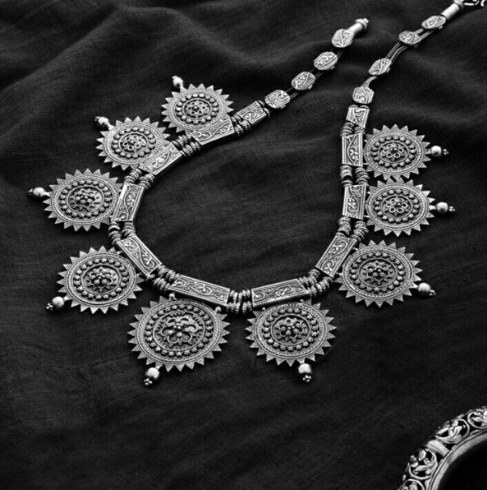 Pin by Neha Singh on Silver Jewellery Pinterest Silver jewelry
