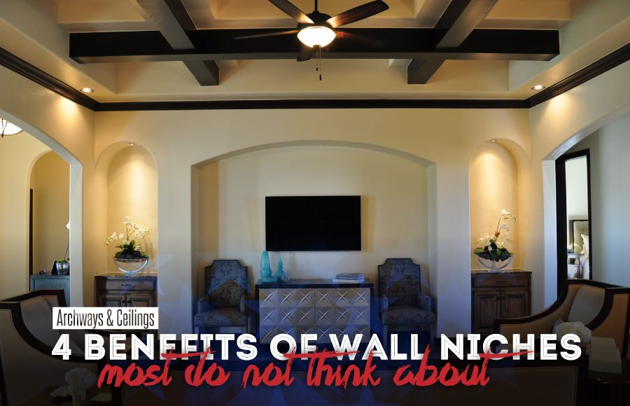 You Might Think That A Wall Niche Is Just A Nifty Design Feature That Adds A Touch Of Depth Or A