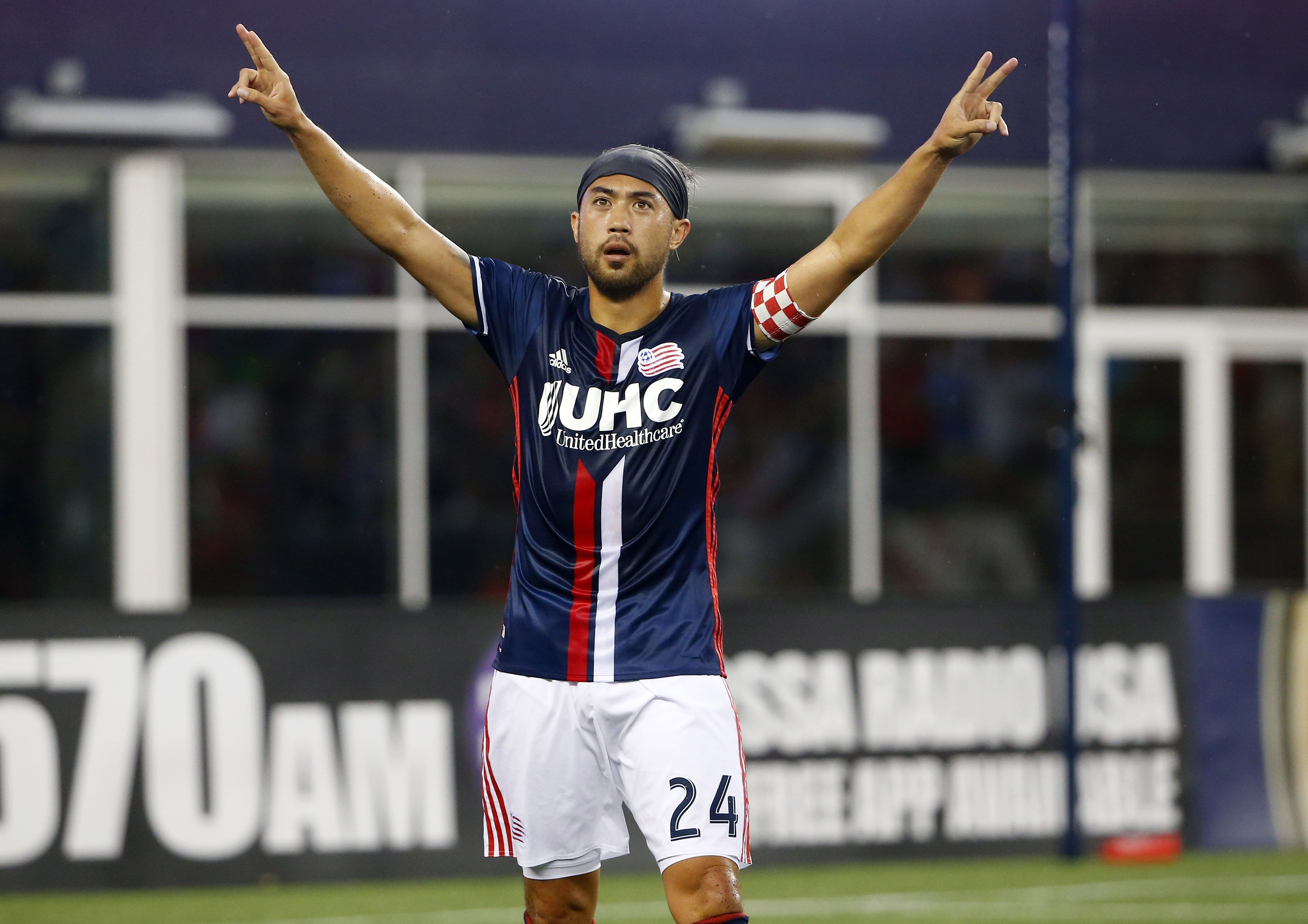 17055b5d773 Lee Nguyen, Teal Bunbury help Revolution beat Galaxy 4-3 | Neymar ...
