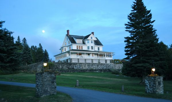 Blair Hill Inn Greenville Maine Overlooking Moosehead Lake Some Day