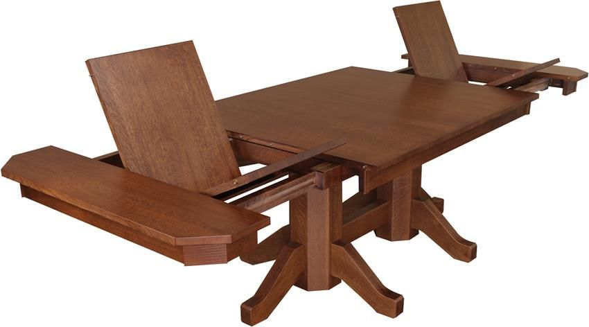 Amish Craftsman Butterfly Dining Room Table The Was Made For Parties