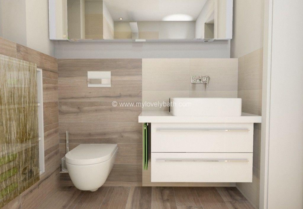 kleine badezimmer | huboonline, Innenarchitektur ideen