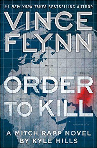 Vince flynn mitch rapp series next book