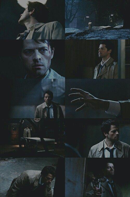 supernatural s12e13 cast