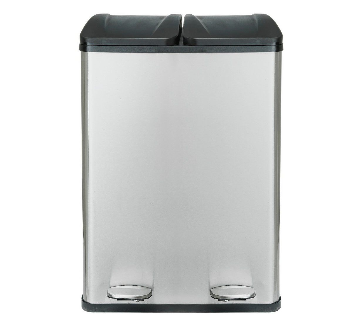 Buy Argos Home 60 Litre 2 Compartment Recycling Bin Kitchen Bins