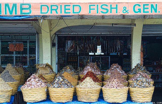 Dried Fish And General Merchandise Market Cebu City Cebu City Cebu Philippines