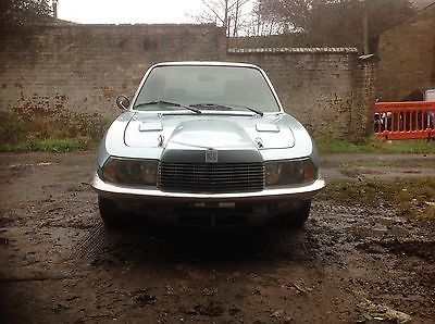 EBay Audi NSU Ro80 Project Spares Or Repair Barn Find Ford V4 Transit Engine Fitted