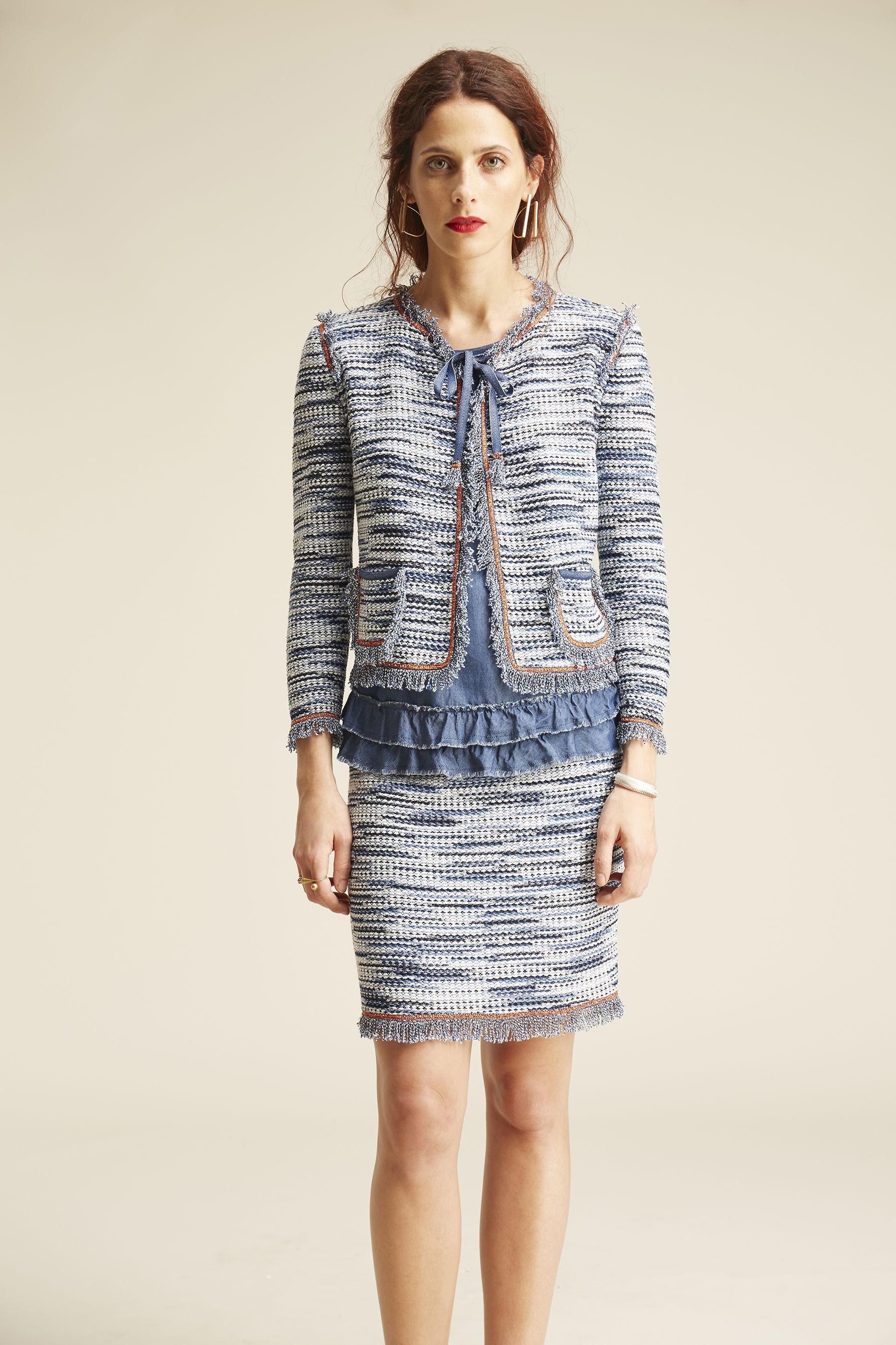 CHAQUETA CHANEL | Costura, patrones, ideas... | Pinterest | Costura ...