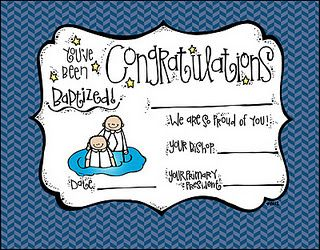Baptism Certificates Love This She Is So Talented  Primary