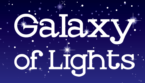 Galaxy of Lights Huntsville Botanical Garden A holiday family
