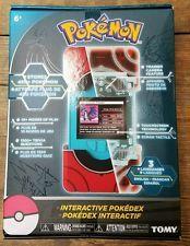 Brand New & Genuine POKEMON INTERACTIVE POKEDEX Go Touchscreen with Camera Tomy  get it http://ift.tt/2iIApJT pokemon pokemon go ash pikachu squirtle