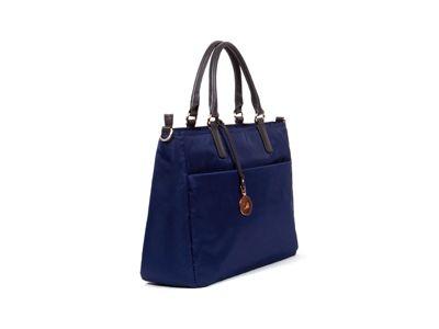 081dfe239cdb The Brookline - Nylon - Black / Gold / Lavender | handbags | Bags ...