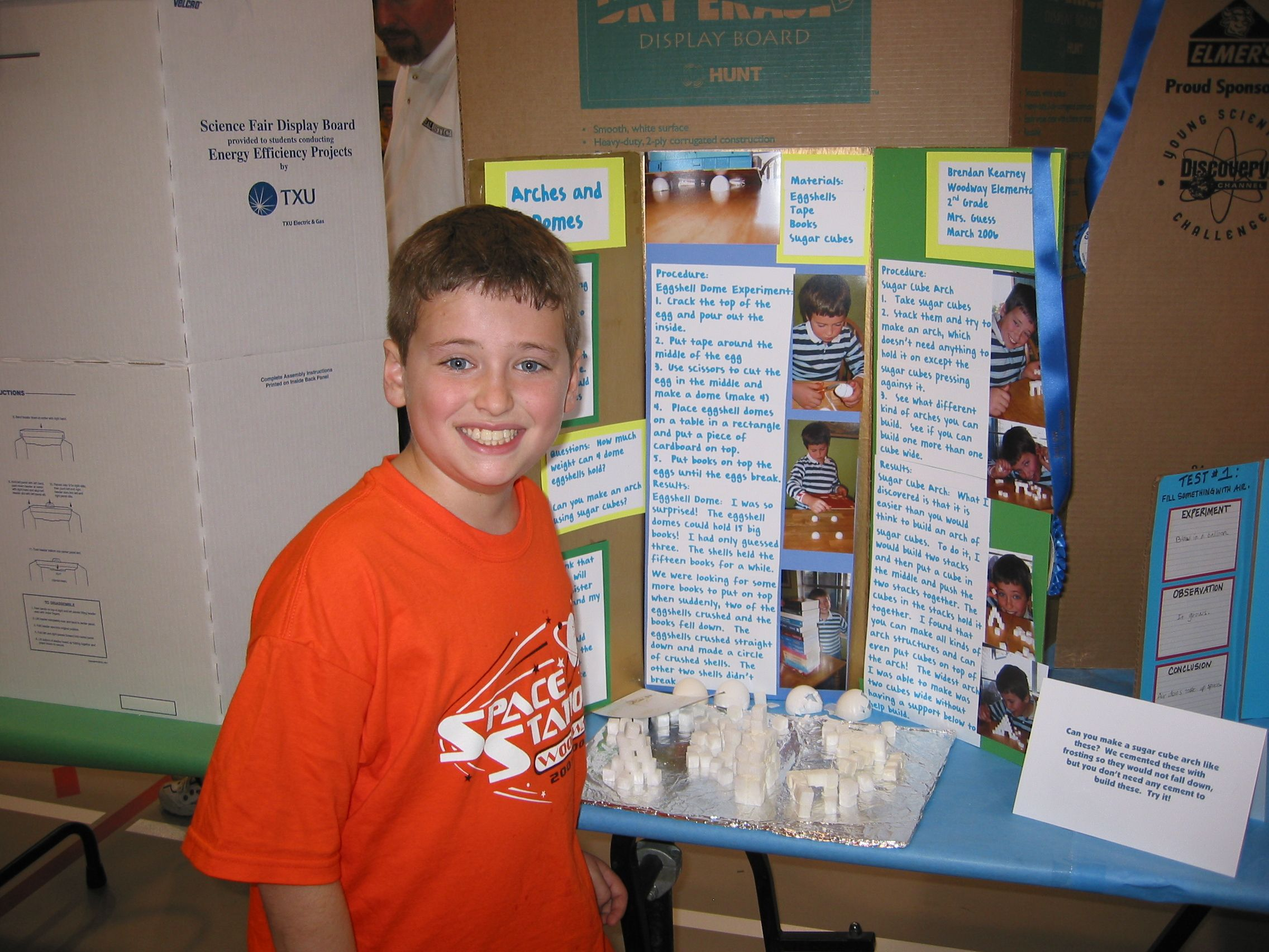 Easy Engineering Science Fair Project Science Fair Science Fair
