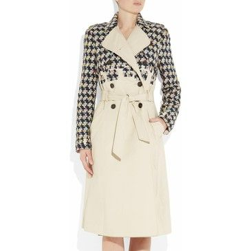 Trench + print