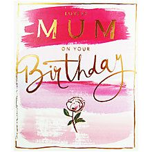 Buy cardmix watercolour flowers mum greeting card online at shop for greetings cards from our home garden range at john lewis m4hsunfo