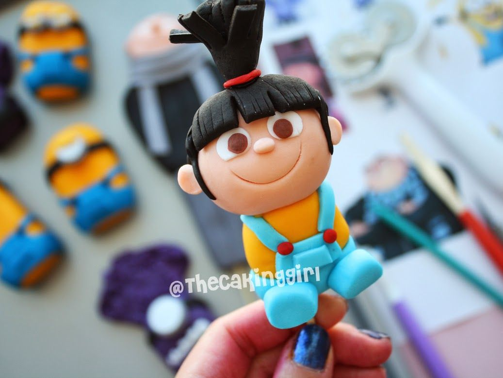 TheCakingGirl More Despicable Me Cakes Despicable me Pinterest