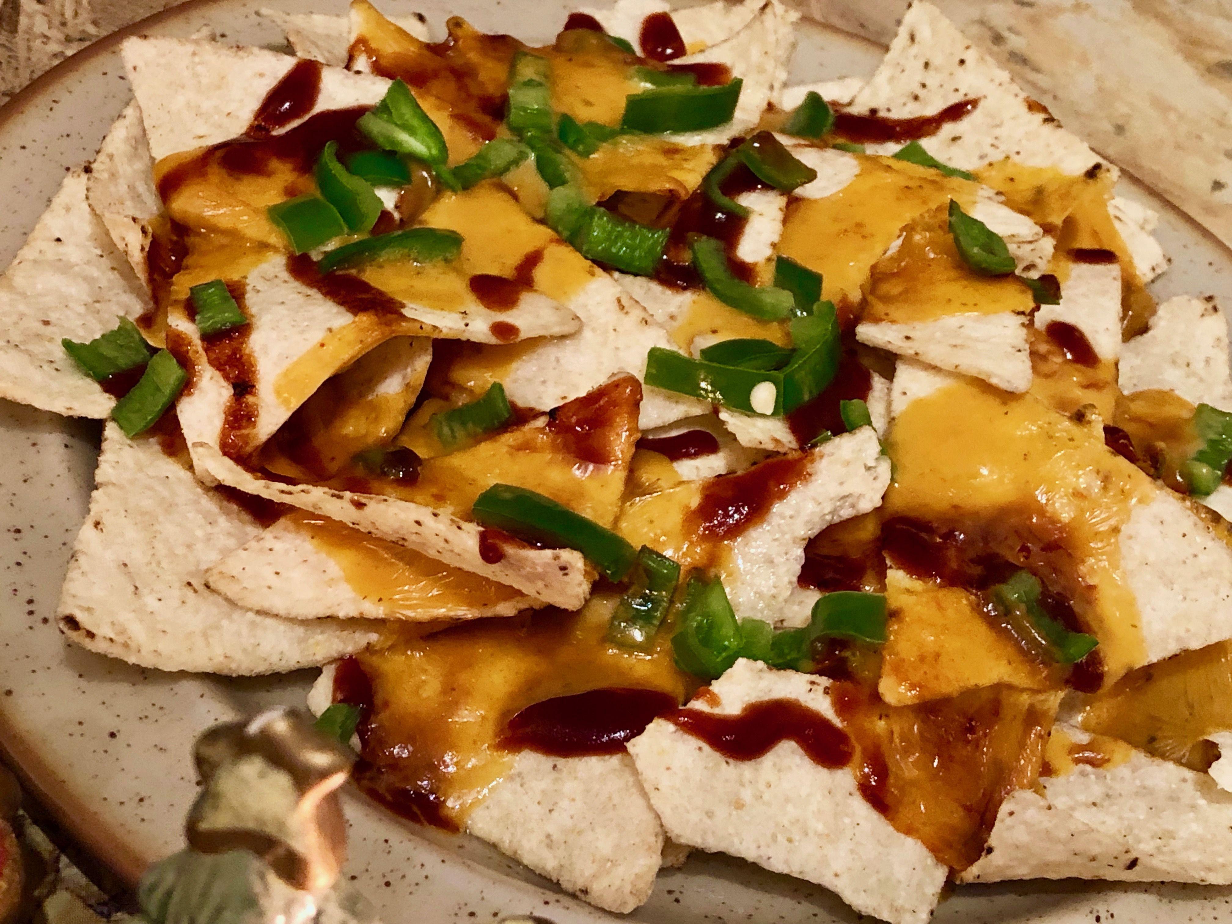 Ricetta Nachos Con Formaggio E Fagioli.Pin Su Kitchen Etnich And Asiatic Food