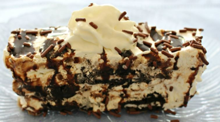 Outrageous Oreo Lasagna – Healthy To Fit
