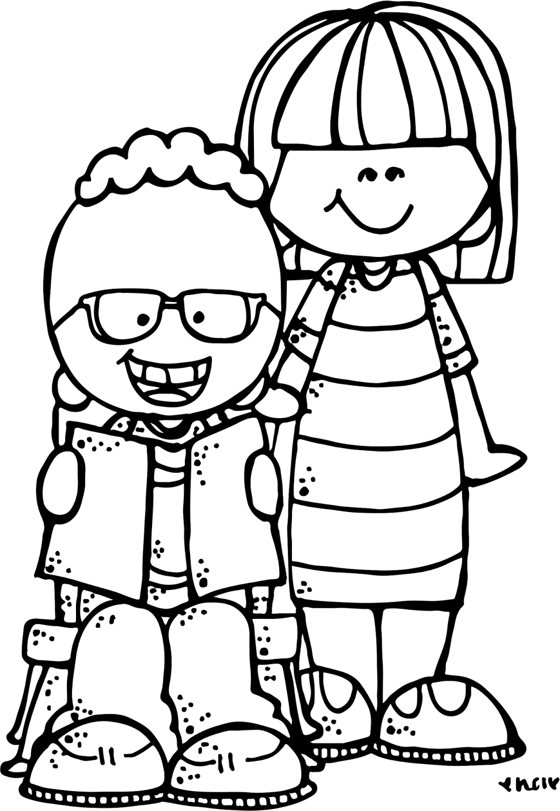 It S Almost Time To Send The Kiddos Back To School It S Time For A Little Free Clip Art Xox