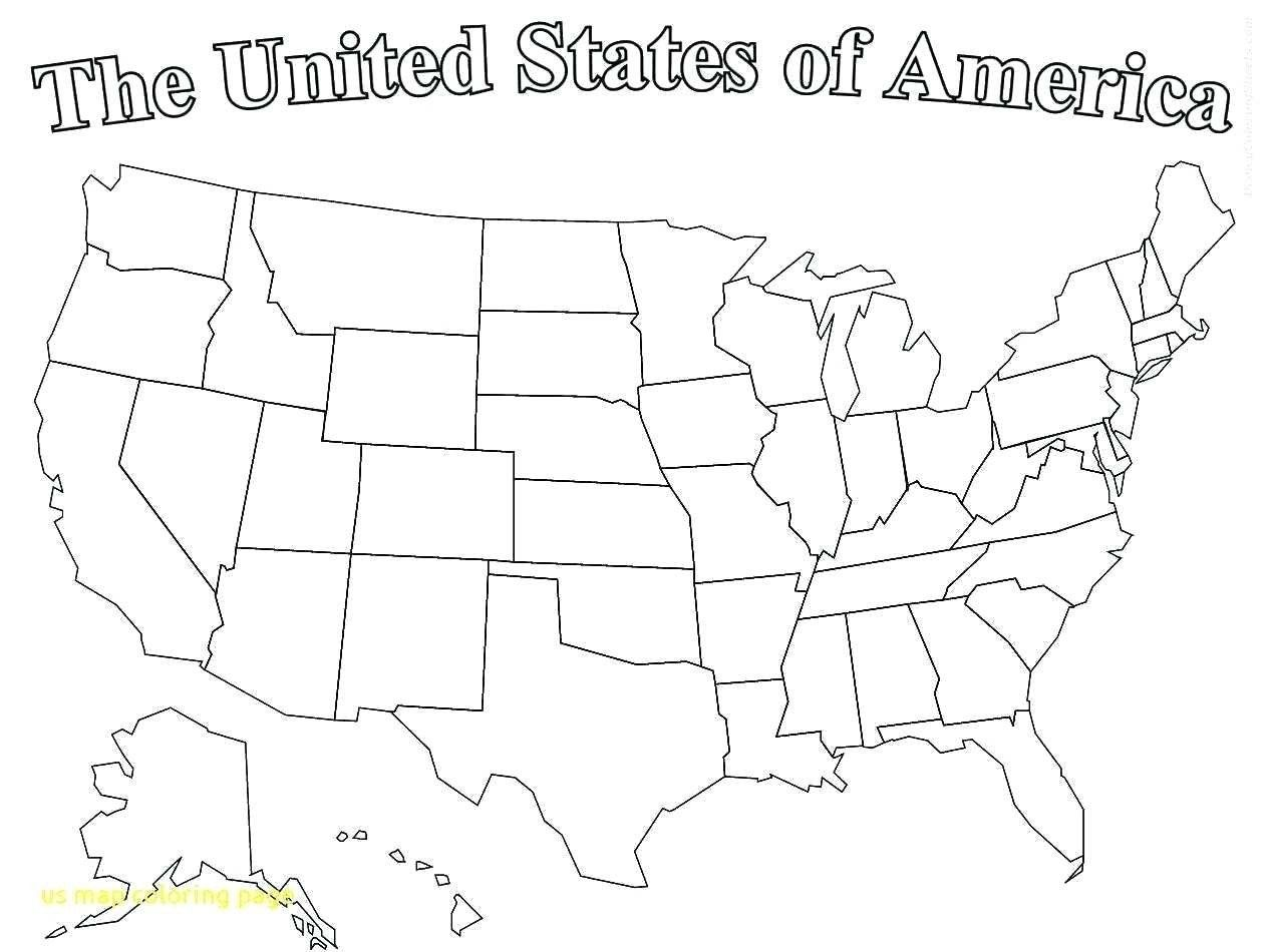 North America Coloring Page Awesome Free Coloring Pages Map Of