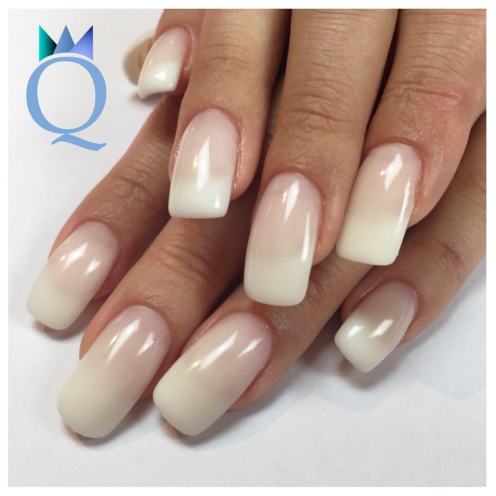 longnails #gelnails #nails #soft #babyboomernails #langenägel ...