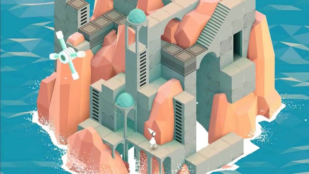 release trailer monument valley game out now monument valley this is