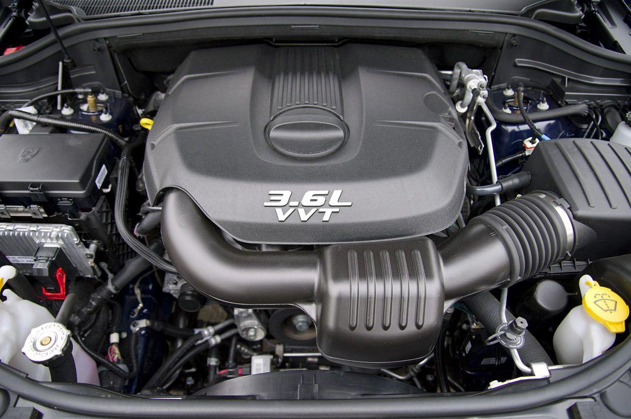 2014 Jeep Grand Cherokee Engine