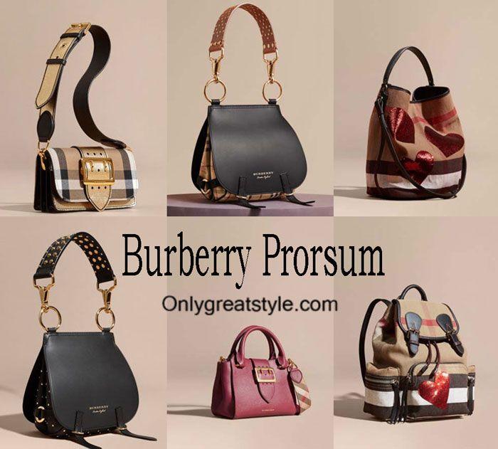 03a4045020ed Burberry Prorsum bags fall winter 2016 2017 for women