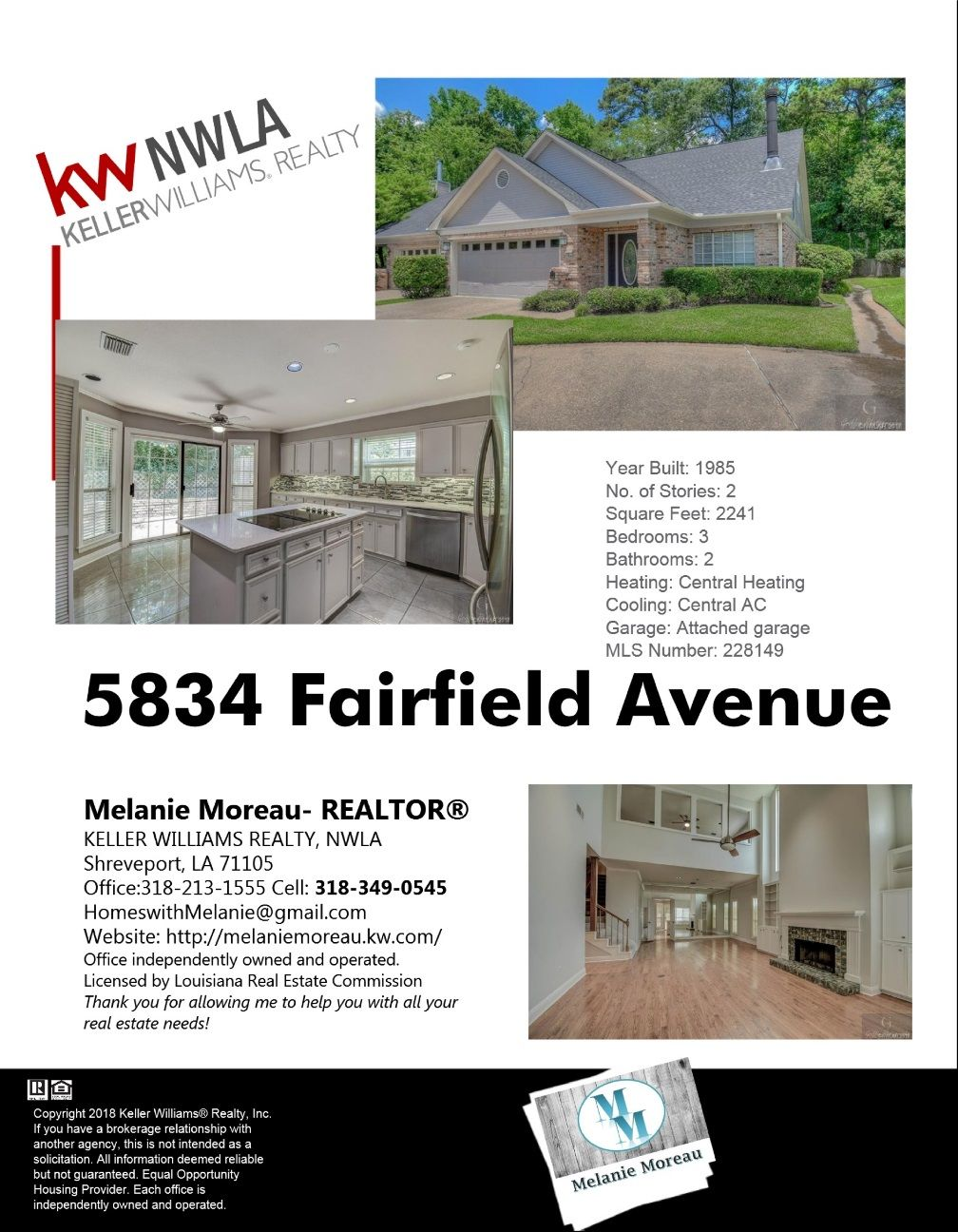 5834 Fairfield 2 Realty Home Buying Keller Williams Realty