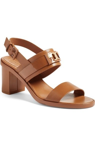 9fce5aee53af TORY BURCH Gigi Block Heel Sandal (Women).  toryburch  shoes  sandals