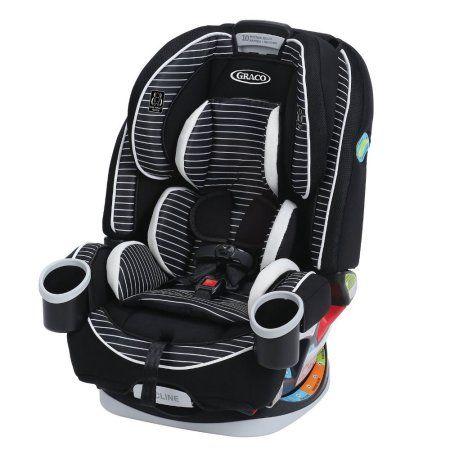 Graco 4Ever 4-in-1 Convertible Car Seat, Dunwoody Green - Walmart.com